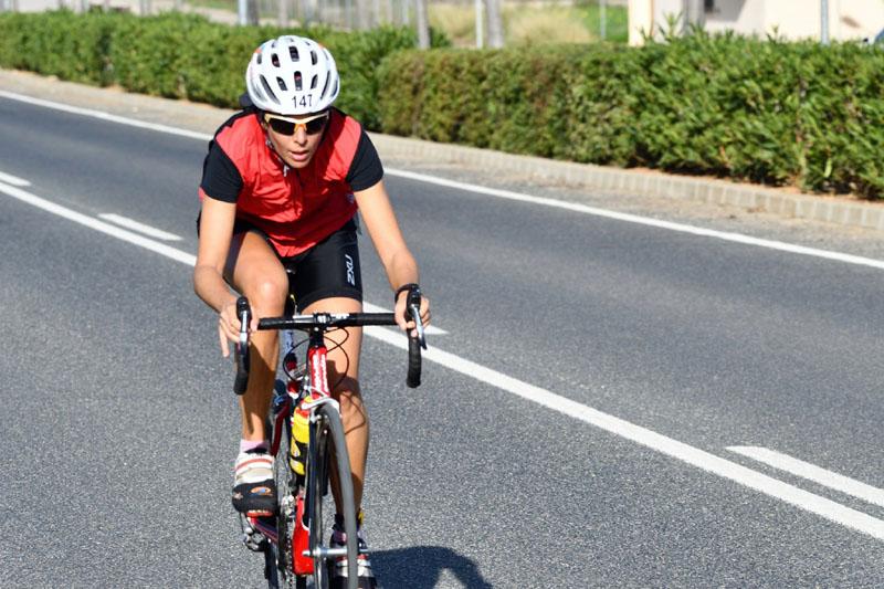 Foto: Duathlon Sa Pobla, tratto finale di bicicletta