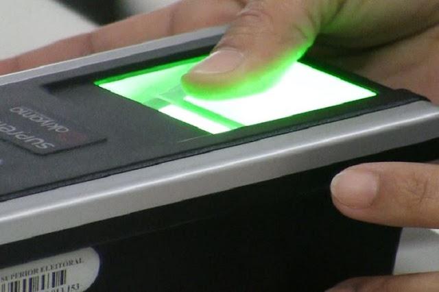 Cadastro de biometria para eleições ainda tem baixa adesão em Cacoal