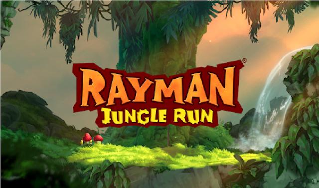 Rayman Jungle Running