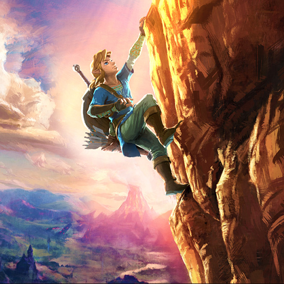 Botw Link Legend of Zelda Wallpaper Engine
