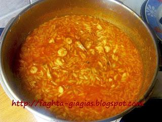 Γαρίδες γιουβέτσι - από «Τα φαγητά της γιαγιάς»