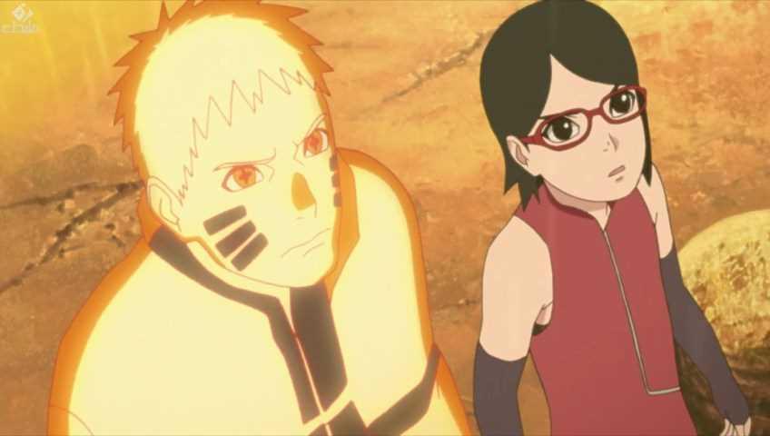 الحلقة الحادية والعشرين 21 من أنمي بوروتو: ناروتو الجيل القادم Boruto: Naruto Next Generations مترجمة