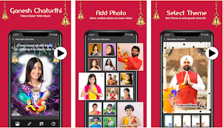 Ganesh Chaturthi Video Maker 2021