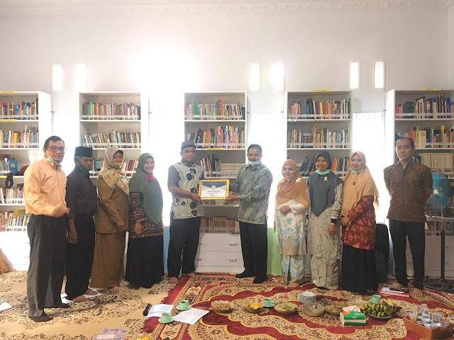 Penutupan Kegiatan Pengabdian Masyarakat Di Yayasan Shuwo Sungayang