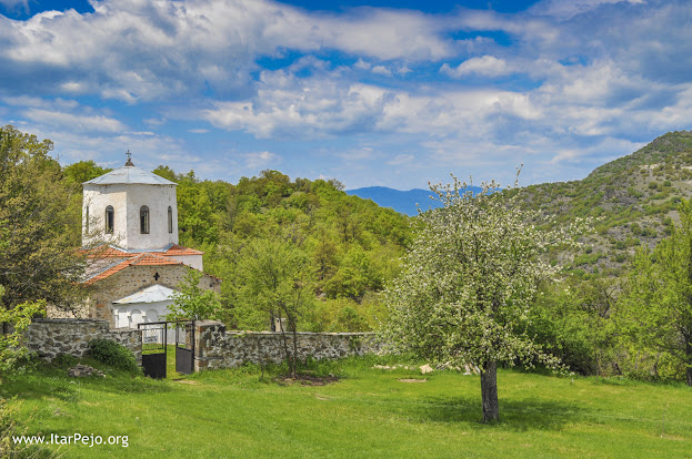 St. Elijah Monastery, Melnica