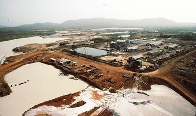 yacimiento aluvial de rutilo titanio | foro de minerales