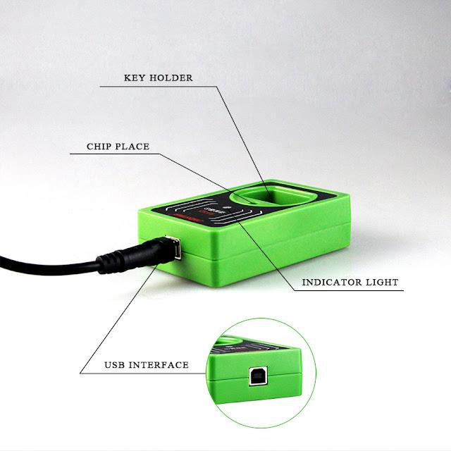 OBDSTAR-RFIDアダプタ2