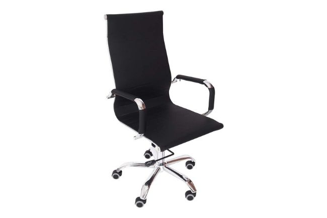 Cadeira Presidente Giratória Home Office Trevala TL CDE 10-1