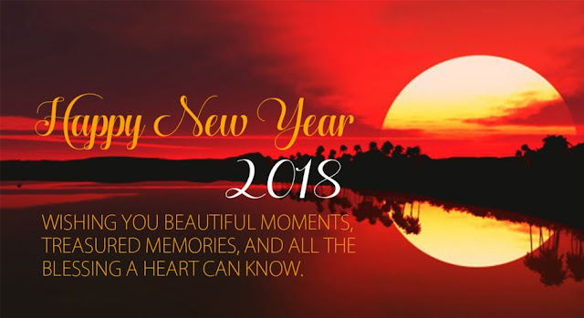 Happy New Year 2018 Wishes & Quotes