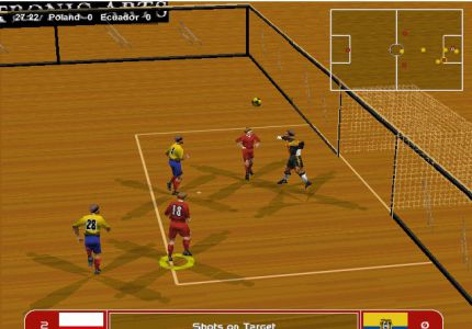 Download Fifa 98 Highly Compressed Game For PC