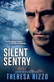 Silent Sentry book cover