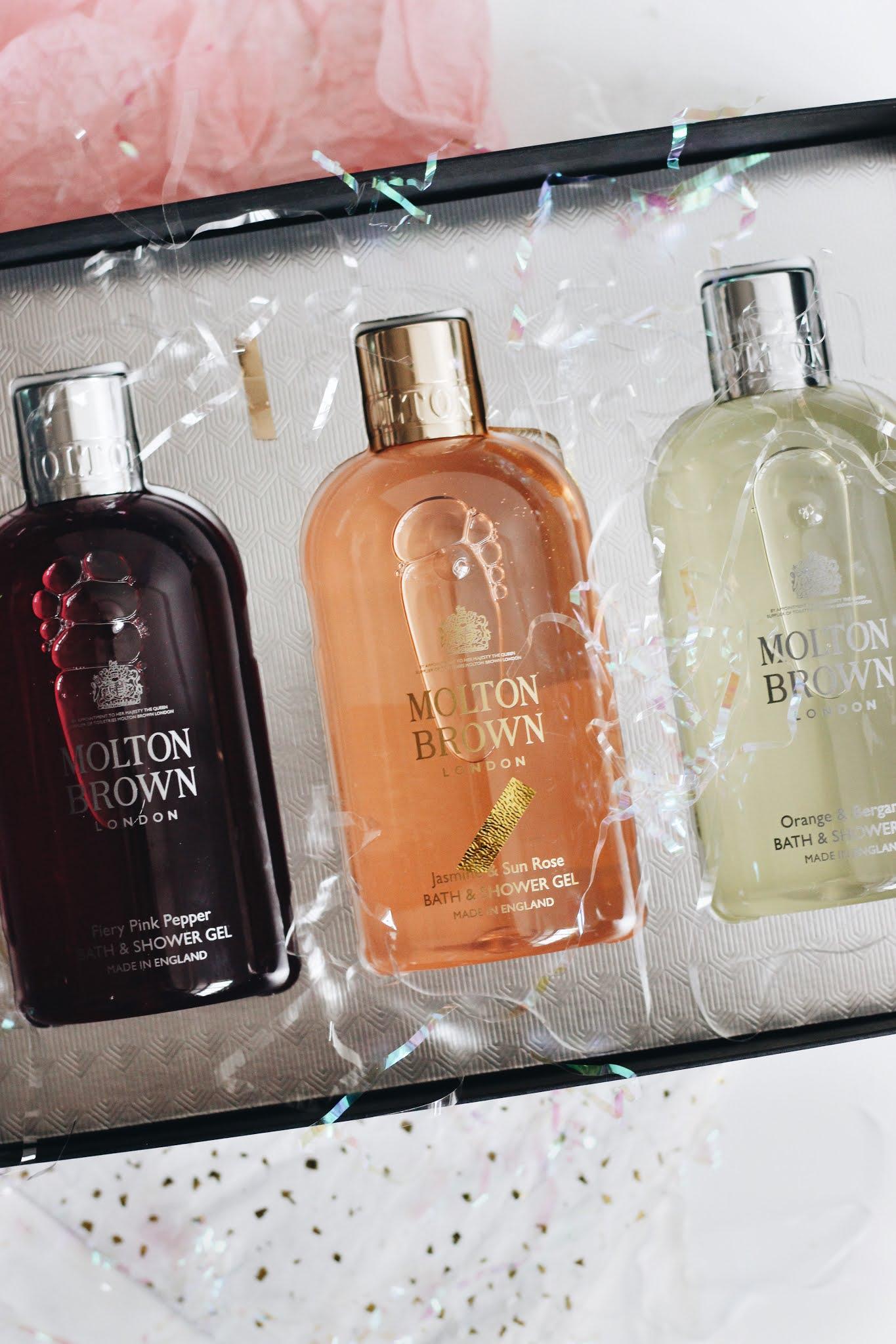 Molton Brown Christmas Gift Set