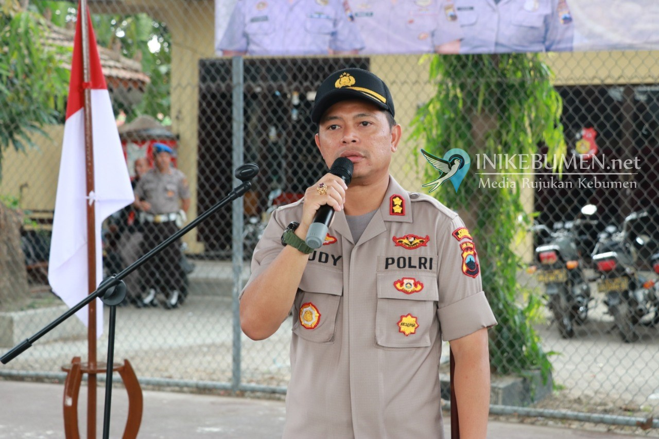 Catat! Polisi Kebumen Diminta Tak Pamer Kekayaan