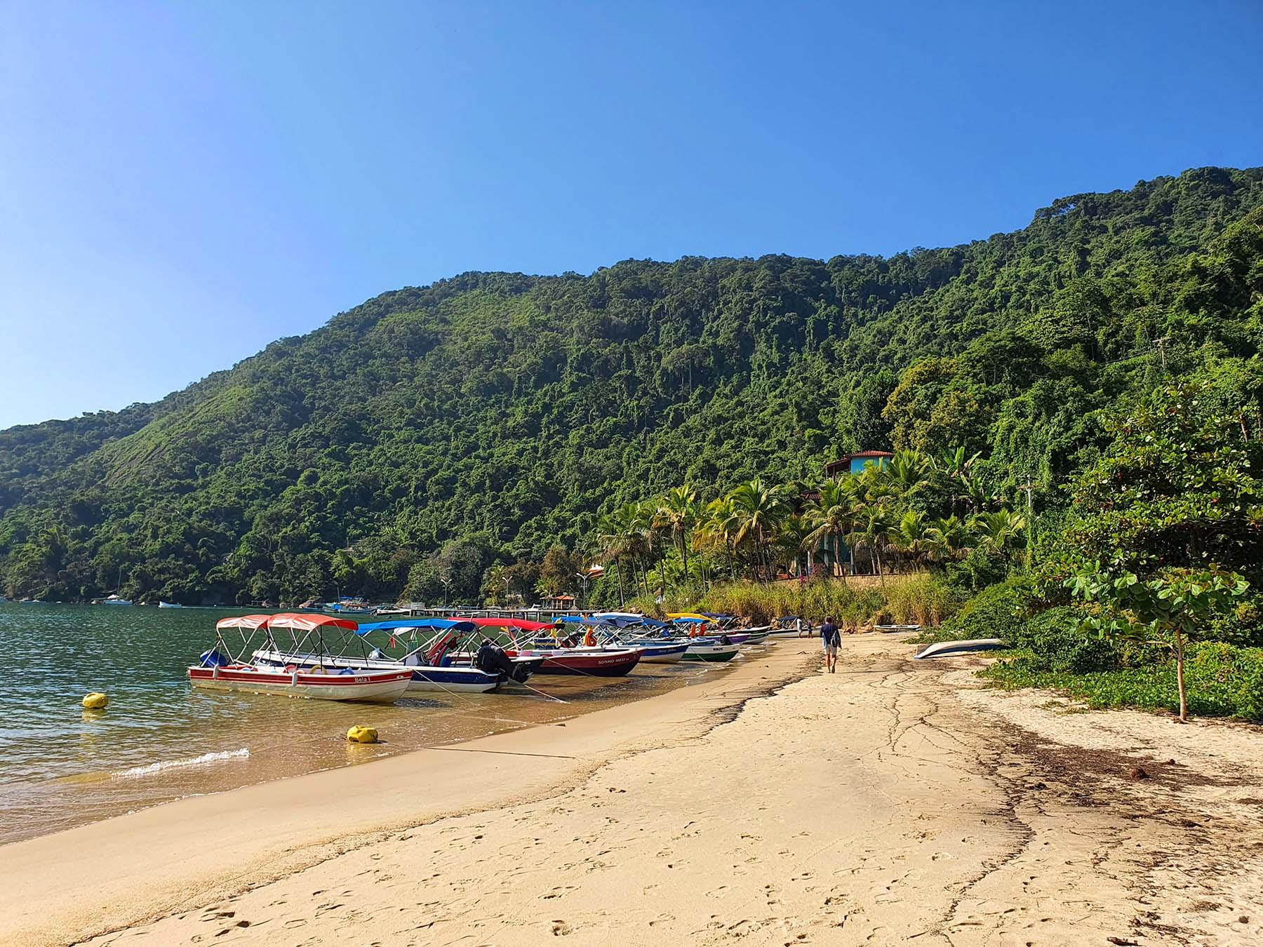 Saco do Mamanguá, Paraty:dicas de passeio de barco.
