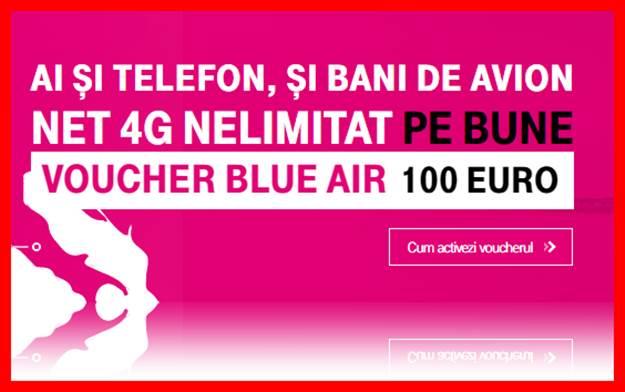 opinii forumuri pomotie telekom voucher blue air gratuit la abonament