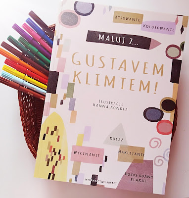 """Maluj z... Gustavem Klimtem!"""