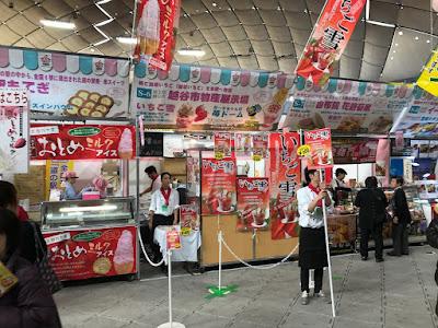 ふるさと祭り東京2017で越谷イチゴをPR!「越谷市物産展示場」が出展