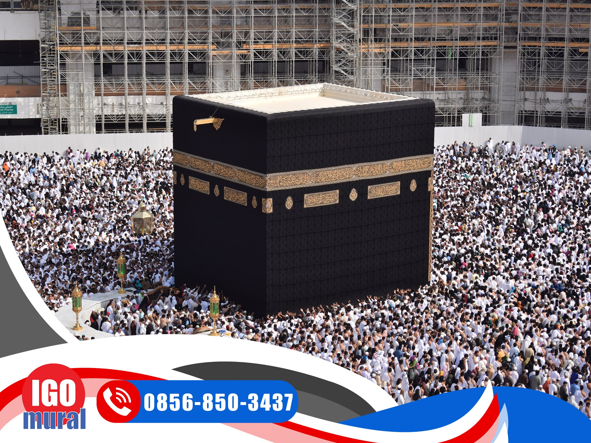Wallpaper Custom Ka'bah