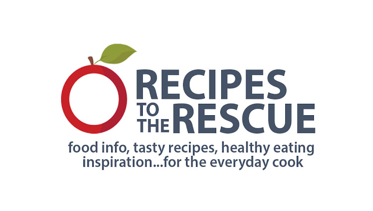 Recipes To The Rescue Blog - Home Cooking with Fresh Ingredients, Easy Recipes and Meal Planning