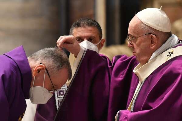 Paus Fransiskus: Prapaskah itu Perjalanan dari Perbudakan Menuju Kebebasan