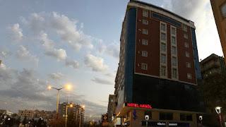 şanlıurfa otelleri fiyatları akgöl hotel