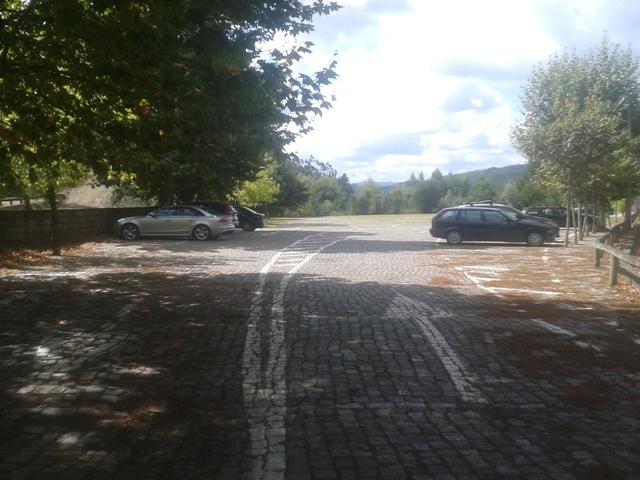 Parque Estacionamento Pago