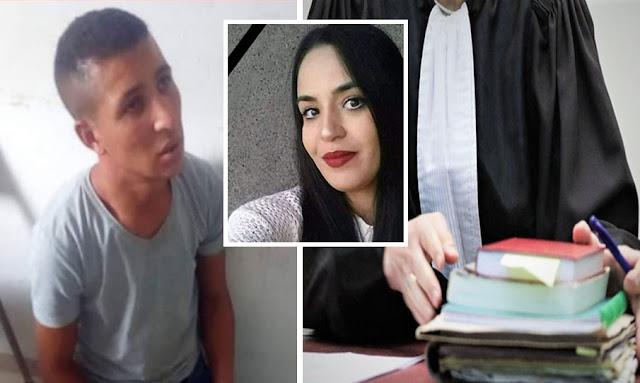 """تونس : محامي المتهم بقتل الشابة رحمة لحمر : """"موكلي يعاني من إضطرابات نفسية""""!"""