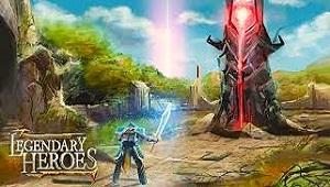 Legendary Heroes MOBA Offline - Game MOBA Offline
