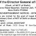 Legal Assistant (12 Posts) in Prison Department, Govt. of NCT of Delhi - last date 07.07.2019