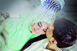 Mandi Bersama Suami, Isteri Dapat Pahala Ibarat Sedekah 1000 Ekor Kambing