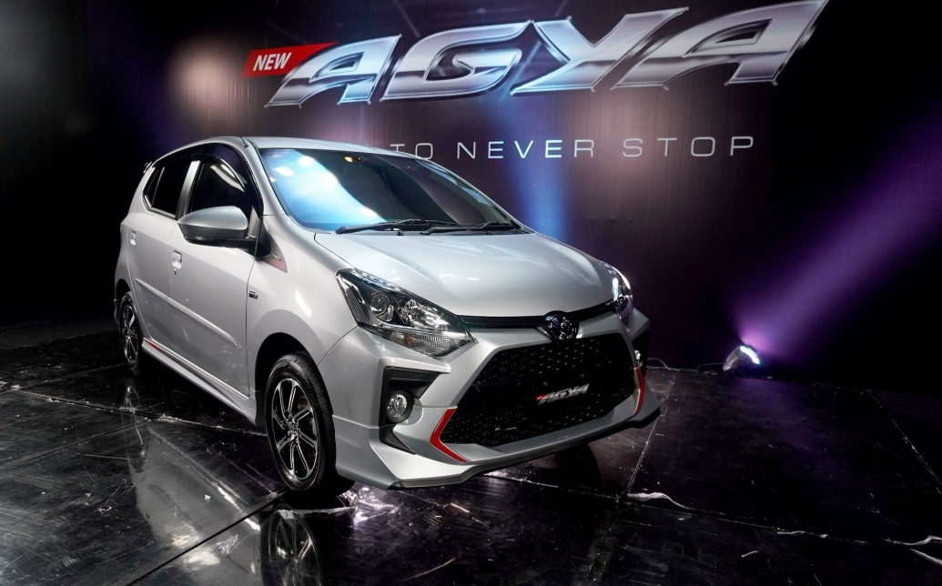 Toyota Agya 2020 Secara Resmi Meluncur Via Online
