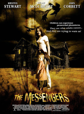 The Messengers 2007 DVD R2 PAL Spanish