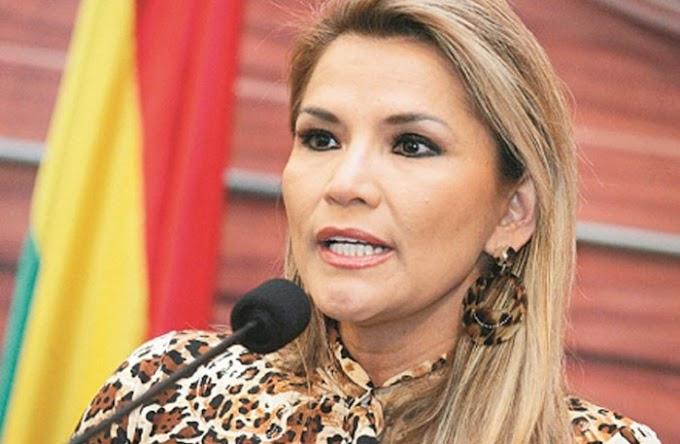 Añez dispuesta asumir la presidencia de Bolivia