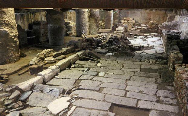 Το Ευρωπαϊκό Κέντρο Βυζαντινών και Μεταβυζαντινών Μνημείων για την διάσωση του Βυζαντινού Σταυροδρομιού της Θεσσαλονίκης