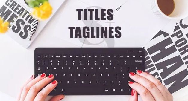 Cara Membuat Nama dan Tagline Blogger untuk SEO