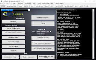 Imei Gurus LLC Service Tool v6.6.9 Full Activated