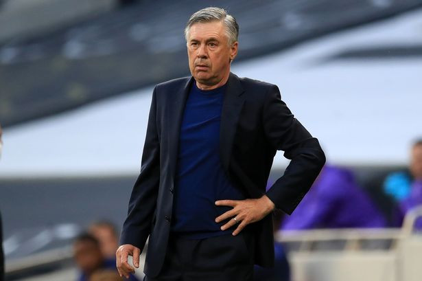 Carlo Ancelotti's home broken into by masked gang who stole safe before being scared off by his daughter
