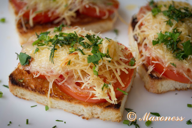 Потапцы с помидорами. Украинская кухня