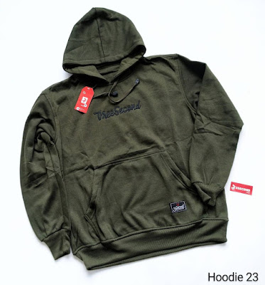 HOODIE THREESECOND (H23)