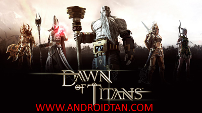 Download Dawn Of Titans Mod Apk + Data v1.14.3 (Free Shopping) Terbaru 2017