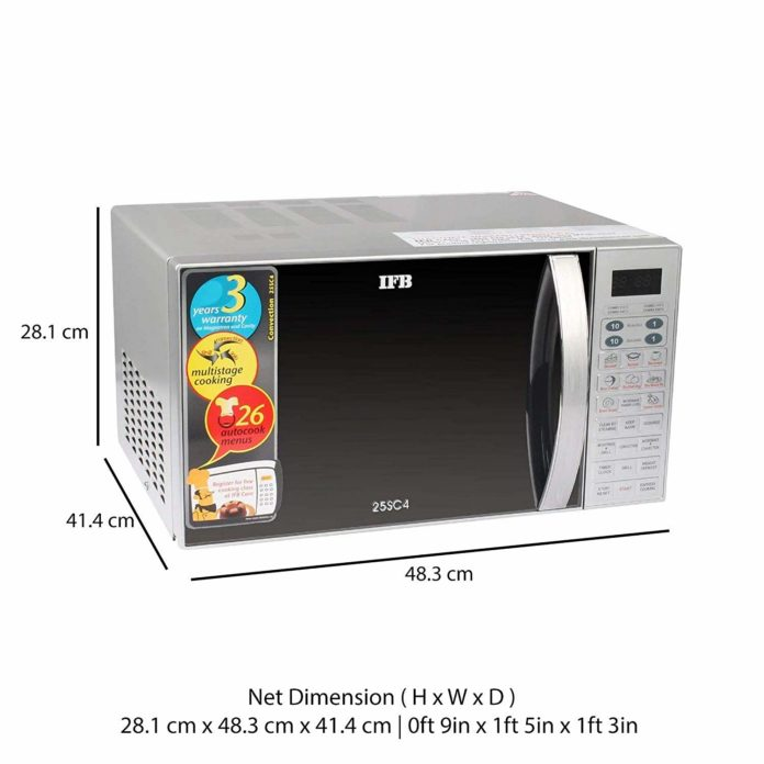 Microwave Ovens In India With Price 2020