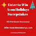 Avon Holiday Sweepstakes