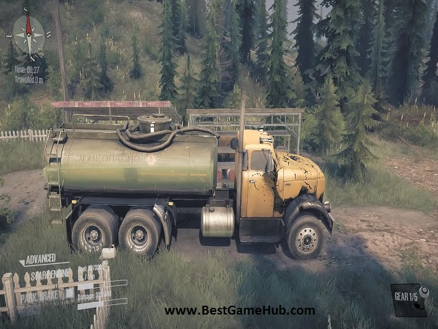 Mudrunner Old Timers PC game Download Free