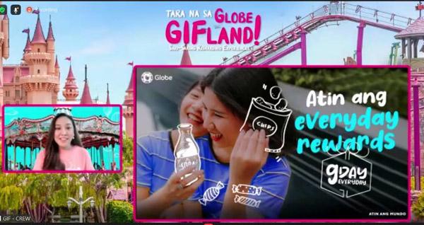Globe Telecom, Globe 917 Day, GIFLand, virtual carnival, Globe subscribers, GDay, GDay everyday, G Legends Cup, Feel Valued Tribe, Globe Rewards