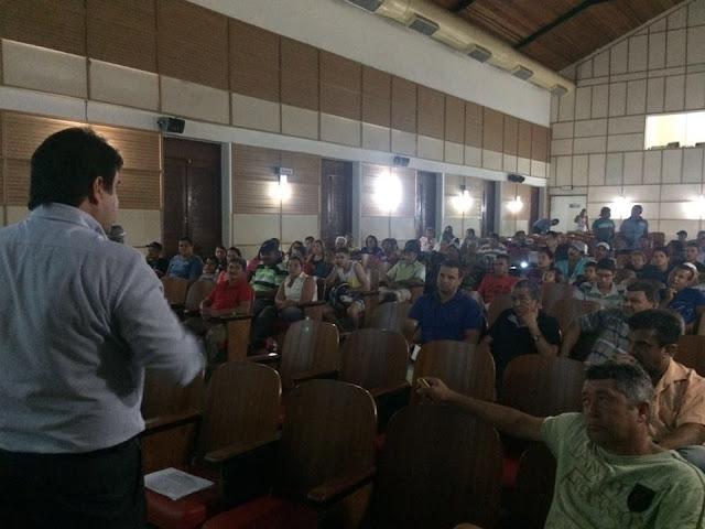 Goiana: Prefeitura e Sebrae-PE capacitam feirantes de hortifruti