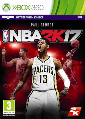 NBA 2K17 (LT 3.0 RF) Xbox 360 Torrent