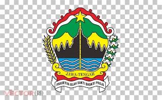 Logo Provinsi Jawa Tengah - Download Vector File PNG (Portable Network Graphics)