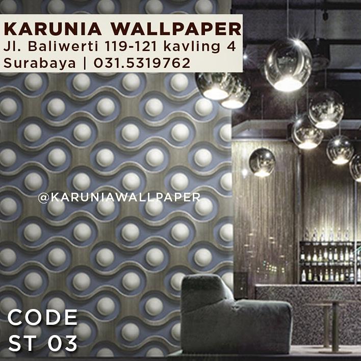 jual wallpaper dinding mutiara
