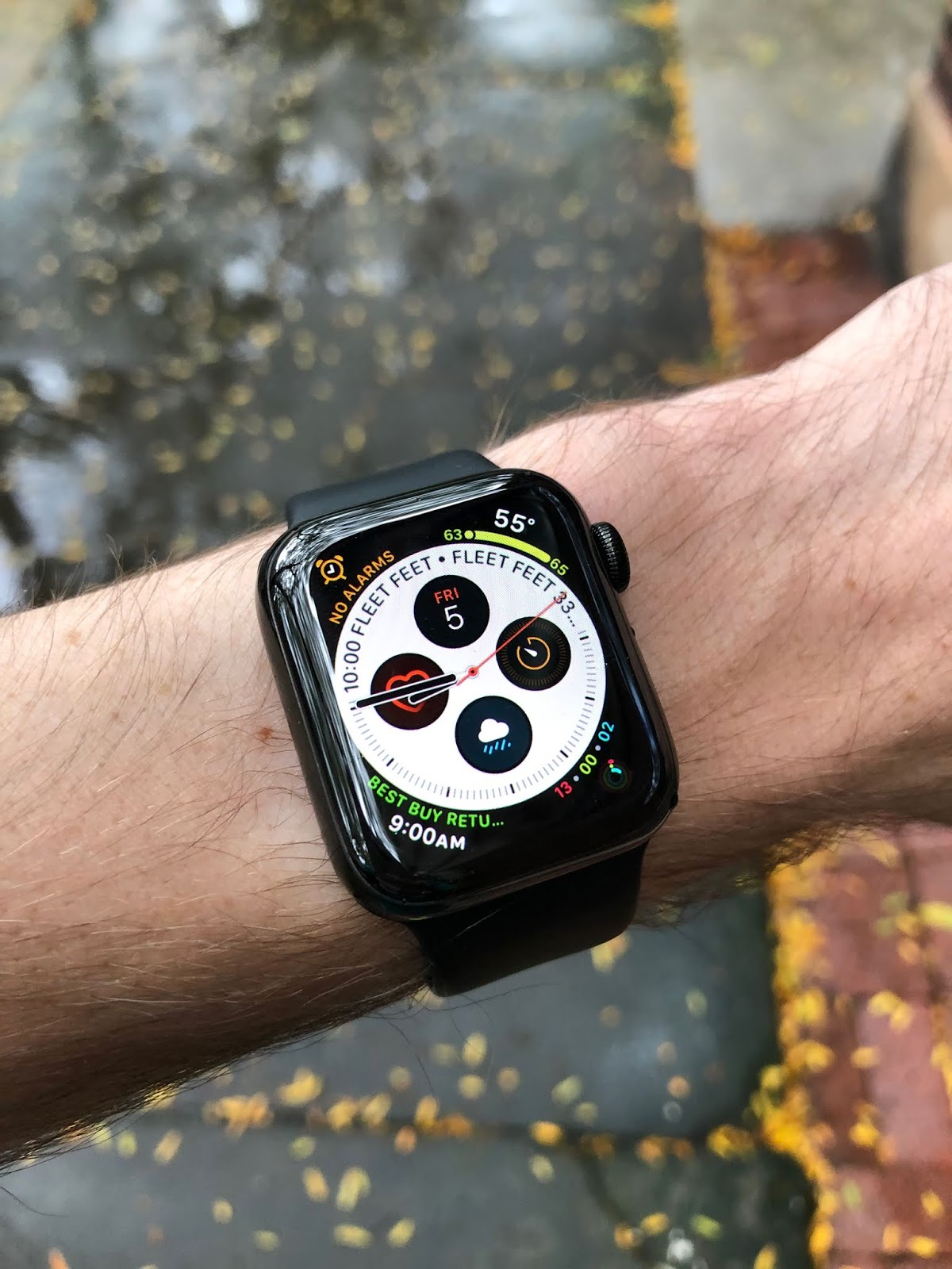 Road Trail Run: Apple Watch Series 4: A Runner's Review