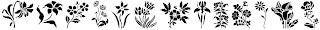 Download font Nature (alam) keren 3